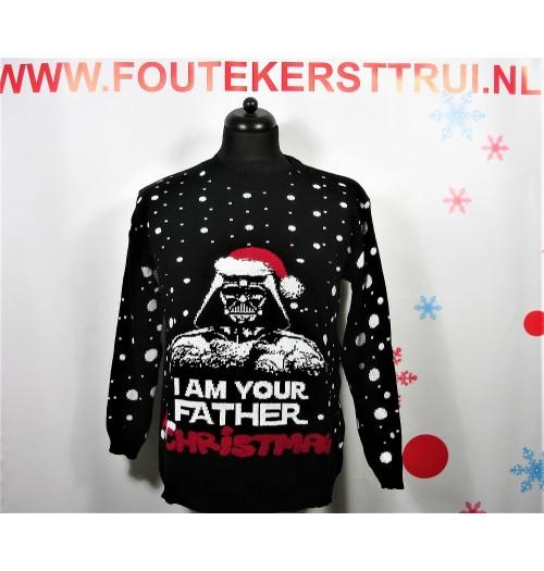 Kersttrui model Father Christmas