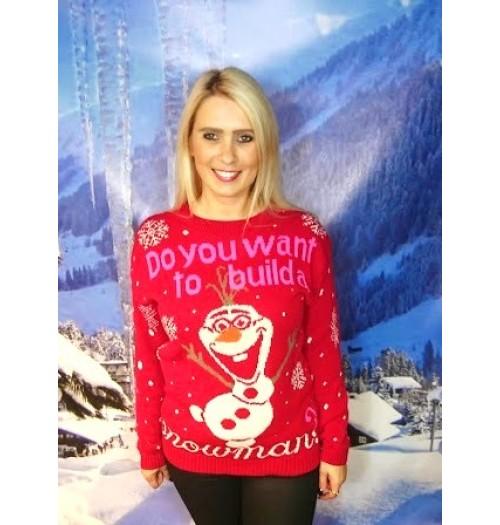 Frozen Kersttrui.Kersttrui Model Do You Want